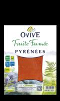 Truite fumée Pyrénées Ovive