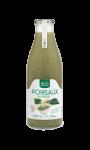 Soupe poireaux & persil La Ferme d'Anchin