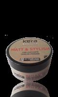 Cire coiffante matt & stylish Kera Science Professional LCDP