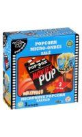 Popcorn salé micro-ondes Movies