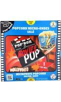 Popcorn micro-ondes salé Movies