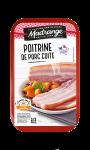 Poitrine de porc cuite Cooperl