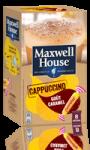 Cappuccino Carambar gout caramel Maxwell...