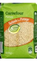 Pâtes perles Carrefour