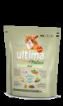 Croquettes au poulet pour chat Ultima Nature Adult