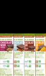 Tablettes de chocolat noir bio Ethiquable