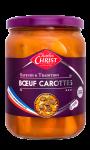 B?uf Carottes Charles Christ