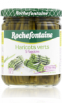 Fagotins de haricots verts extra fins Rochefontaine