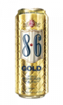 Bière blonde Gold 8.6 6,5% vol  Bavaria
