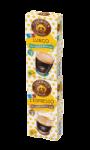 Capsules de café Espresso Columbus Cafés Méo