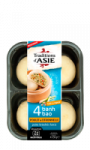 Banh Bao Poulet et Citronnelle Traditions d'Asie