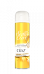 Gel à raser Satin Care & Olaz Vanilla Gillette
