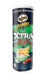 XTRA Kickin' Sour Cream & Onion Pringles