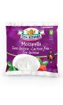 Mozzarella 125g sans lactose Casa Azzurra