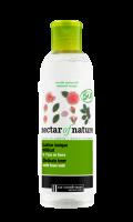Lotion tonique délicate Bio à l'eau de fleurs Nectar of Nature