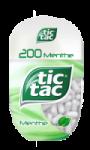 Tic Tac Bottle Pack Menthe