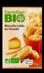 Biscuits au gouda Carrefour BIO