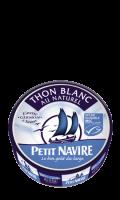 Thon blanc au naturel Petit Navire MSC