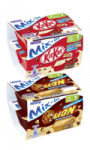 Yaourt Nestlé Mix'In