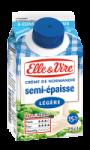 Crème Semi Epaisse Légère 15% MG Elle et Vire