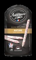 Mini Sticks Nature - Saucisson Sec Pur Porc