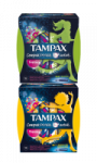 Tampax Compak Pearl Active Fresh