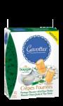 Crêpes fourrées fromage Boursin® Ail & Fines herbes Gavottes