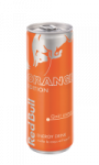 Boisson énergisante Red Bull Orange Edition