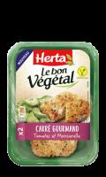 Le Bon Végétal Carré Gourmand Tomates & Mozzarella Herta