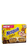 Barres de céréales Delice Nesquik
