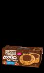 Petits Cookies Tartinés au chocolat et aux noisettes Michel et Augustin