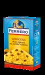 Couscous Aux Epices et Petits Raisins Ferrero