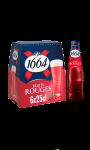 Bière blanche aromatisée fruits rouges 1664