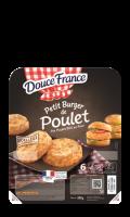 Petit burger de poulet rôti Douce France