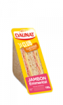 Sandwich Triangle Jambon Emmental Daunat