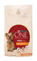 Croquettes Chien Purina One Mini - Senior 8+