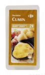 Fromage cumin pour repas raclette Carrefour