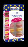 12 Macarons 6 parfums Incontournables