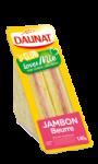 Sandwich Jambon Beurre Loves Mie Daunat