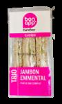 Sandwich Triple Jambon Emmental Carrefour