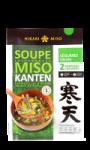 Soupe Miso Kanten Légumes Hikari Miso