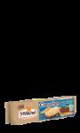 Cocottes nappées chocolat au lait et céréales soufflées St Michel