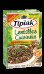 Lentilles Cuisinées aux petits légumes Tipiak