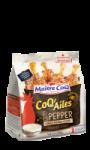 CoQ'Ailes PEPPER sauce pommes frites Maître Coq