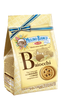 Biscuits traditionnels italiens Baiocchi Mulino Bianco