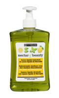 Savon Liquide Citron Basilic Nectar of Beauty