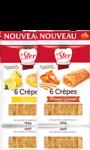 6 Crêpes fourrées Le Ster Le Pâtissier