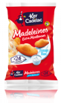 Sachet 24 Madeleines coquilles au fromage blanc extra moelleuses 600g Ker Cadélac