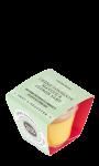 Crème fondante mangue et citron vert