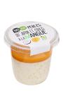 Dessert perle du japon et coulis à la mangue Carrefour Bon'App